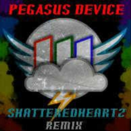 Cover of track Pegasus Device by ShatteredHeartz
