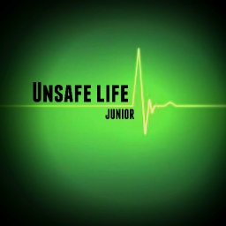 Cover of track Unsafe life by Chunior
