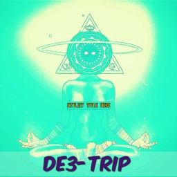 Cover of track EXPLICT TITLE HERE  A DE3 TRIP reMIX by TiC { hiatus } `|C チック