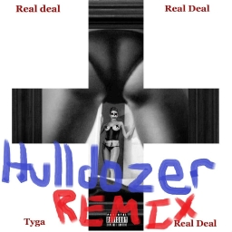 Cover of track real deal remix by Hulldozer96