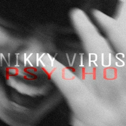 Cover of track Psycho by Nikky Virus
