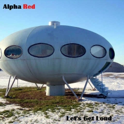 Cover of track Lets Get Loud by Alpha Red