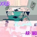 Cover of album AR-180 by Xavi