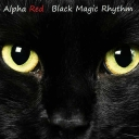 Cover of track Black Magic Rhythm by Alpha Red