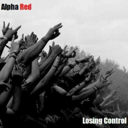 Cover of track Losing Control by Alpha Red