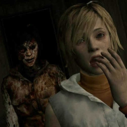 Cover of track Silent Hill by whiteowlbeats