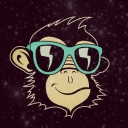 Cover of track Space Monkey by Mikke