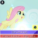Cover of track [Drumstep] Tristam & Braken - Flight remix by XculE