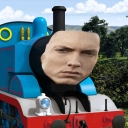 Cover of track Eminem The Tank Engine by coru