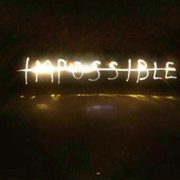Cover of track Impossible by ҉Ꞩᵧᶆᵬۤὄḹᵴ҉