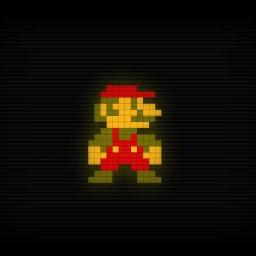 Cover of track Super Mario Bros Remix (remixeur128) by Remixeur128