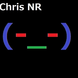 Avatar of user ChrisNR