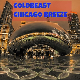 Cover of track CHICAGO BREEZE by HideAway