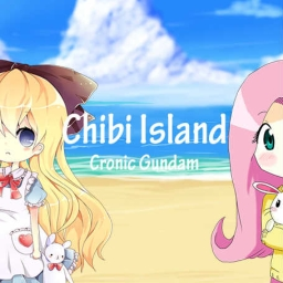 Cover of track Chibi Island by [Hiro] - ヒロ