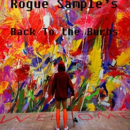 Cover of track 9 Days by Rogue Sample