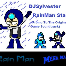 Cover of track MegaMan 11 RainMan Stage (Promotional Soundtrack) by DJSylvester