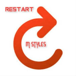 Cover of track Restart by M_Styles