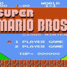 Cover of track SuperMario Bros (Rare Short Mix) by DJSylvester