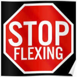 Cover of track Stop Flexin by DGF3