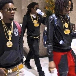 "Cover of track Migos type beat ""One Shot"" by Ysl plugg"
