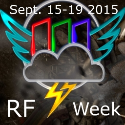 Cover of track [Hardstep] Rainbow Factory remix (RF Week 15-19 2015) by XculE-Chan UwU (─‿‿─)