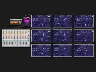 Cover of track Heisenberg Preset Demo by delve