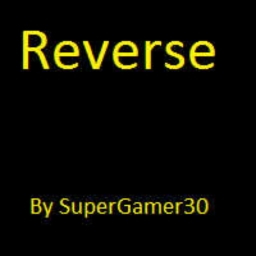 Cover of track Reverse by SupGamer30