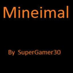 Cover of track Mineimal by SupGamer30