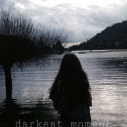 Cover of track darkest moment by catalunadiaz