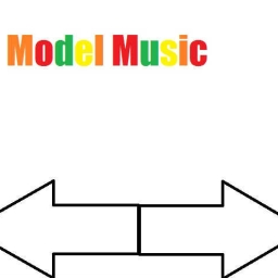 Cover of track Little Children by Model Music