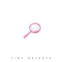 Cover of track Tiny Objects by dove