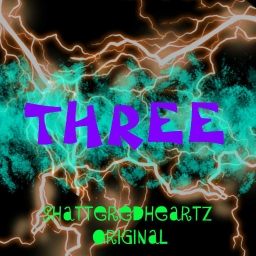 Cover of track THREE by ShatteredHeartz