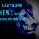 Cover of track Invisible(N.E.W.C trance mix) MAIN TRACK by BEASTY RECORDS