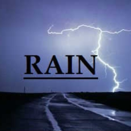 Cover of track RAIN by DJ-Janssens