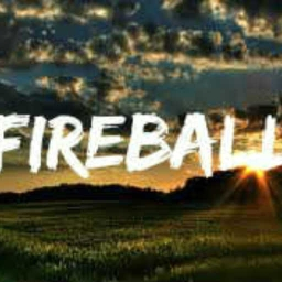 Cover of track Fireball by nico_n