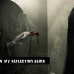 Cover of track I Just Saw My Reflection Blink by jason_hook