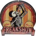 Cover of track welcome to da freakshow. by Dr_Purple