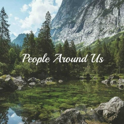 Cover of track People Around Us (Ft. Notoz) by DubLion