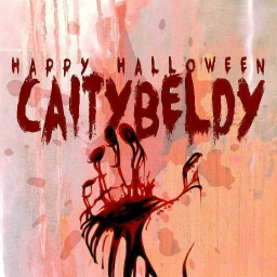 Cover of track Happy Halloween by Caitybeldy