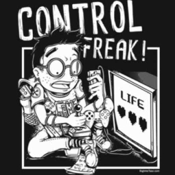 Cover of track Control Freak by jason_hook