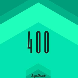 Cover of track 400 Remix Competition by synthy