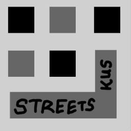 Cover of track Streets by L-L