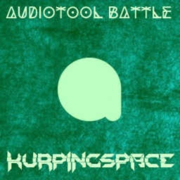 Cover of track Audiotool battle - Kurpingspace2 by / kurp /