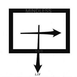 Cover of track Mindless by L.I.V