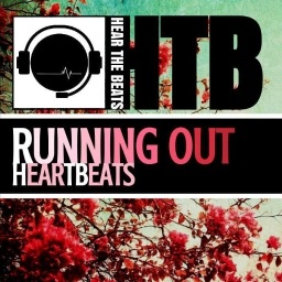 Cover of track Running Out by Heartbeats