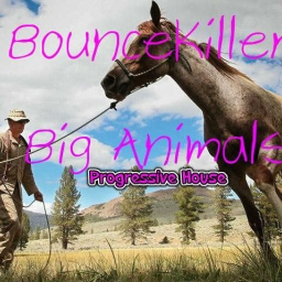 Cover of track Big Animals by BounceKillerOFFICIAL