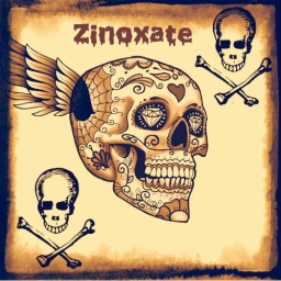 Cover of track a reggae beat by Zinoxate