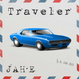 Cover of track Traveler by Jahi Sharif