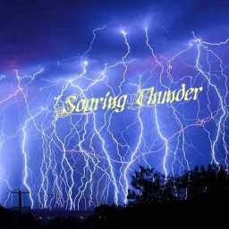 Cover of track Soaring Thunder by ice_bear
