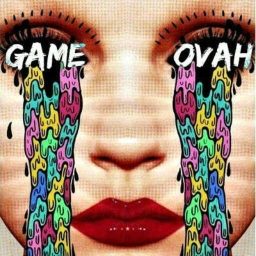 Cover of track Game Ovah by m-a-r-t-h-a